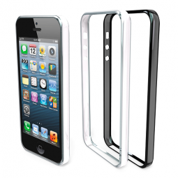 iPhone SE / 5 / 5S Bumper Zwart