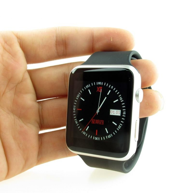 VERVANGER SMARTWATCH HORLOGE IPHONE